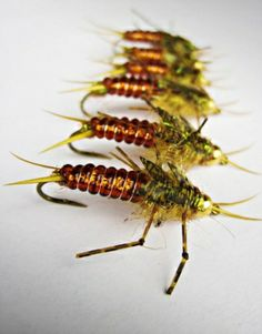 Easy Fly Tying Patterns | ... Pattern - mudboots - Attractor Stone - Coldwater Species - Fly Tying
