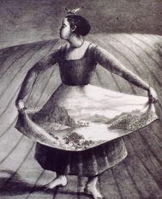 Victoria Kostadinova  lithography
