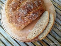 Doris Grant loaf. Paine Doris Grant din faina alba si faina integrala. Alba, Lorraine, Dory, Tasty, Bread, Bakeries, Breads