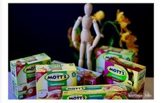 Watch your kids grow with Mott's and earn an awesome growth chart from Walmart when you purchase their products! bit.ly/2qRhwJ2 #WatchMeGrow #ad