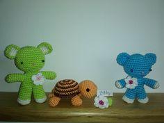 Amigurumi - my Handmade - Libuše-Libby