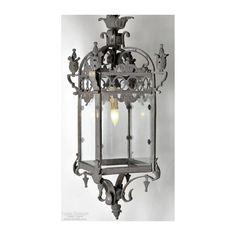 Avignon Brass Lantern