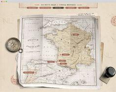 Os Nove Dias de Sousa Mendes by Louis Paquet, via Behance