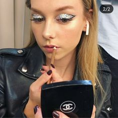 Top 10 Makes da Ester Expósito Edgy Makeup, Cute Makeup, Pretty Makeup, Makeup Inspo, Makeup Art, Makeup Inspiration, Makeup Tips, Beauty Makeup, Makeup Looks