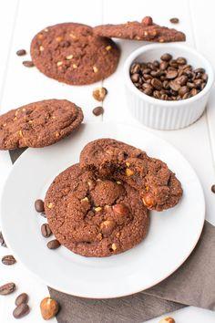 Espresso-Haselnuss-Cookies | Kaffee und Cupcakes | Bloglovin'