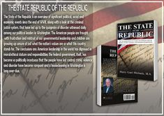 The State of the Republic: How the Misadventures of U. Policy Since WWII Have Led to the Quagmire of Today's Economic, Social and Political Disappointments. Political Leaders, Politics, Criminal Justice System, The Republic, Disappointment, Wwii, Led, Amazon