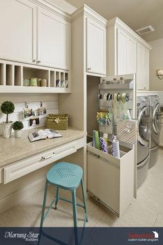 Laundry | Morning Star Builders