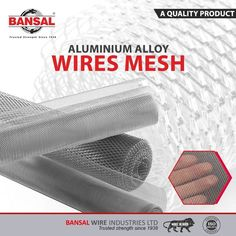 Low Carbon, High Carbon Steel, Stainless Steel Wire, Wire Mesh, Galvanized Steel, Aluminium Alloy, Metals, Digital Marketing, Strength