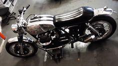 Foto Moto Guzzi T3 Metallica 850 Officine Rossopuro, fascino del passato
