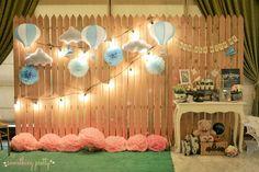 Cute little photobooth backdrop