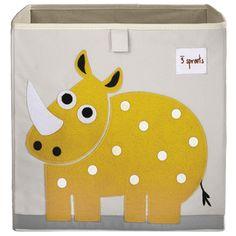 3 Sprouts - Storage box - Rhino