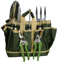 Hand Garden Tool Bag Are you looking for the best garden tools and ideas online? Visit us today at: onlinepatiolawngardenstore.com!