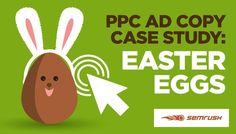 PPC Ad Copy Case Study: Easter Eggs Content Marketing, Digital Marketing, Case Study, Easter Eggs, Social Media, Ads, Blog, Goodies, Sweet Like Candy