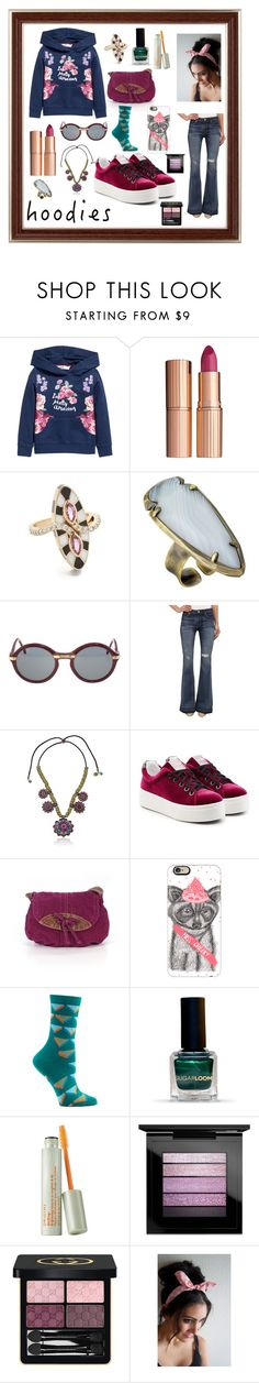 """sweetheart"" by careyjohnson-cj ❤ liked on Polyvore featuring Charlotte Tilbury, Holly Dyment, Kendra Scott, Hudson, Betsey Johnson, Kenzo, Target, Casetify, Ozone and Origins"