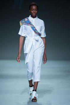 Amanda Laird Spring/Summer collection 2015  SA Fashion Week.  Source: safashionweek.co.za