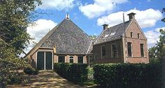 kop hals romp boerderij Friesland Netherlands