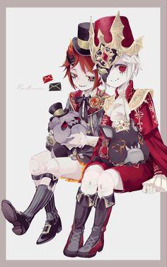 Anime Oc, Anime Guys, Persona 5 Joker, Anime Monsters, Identity Art, Chibi, Horror, Character Design, Kawaii