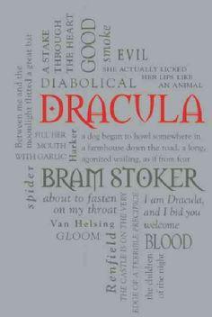 Dracula - Bram Stoker. Canterbury classics leather bound.