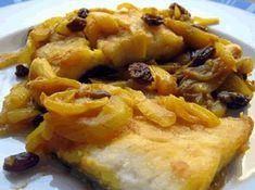 Baccalà in guazzetto alla romana (altrimenti detto alla trasteverina) Tipico piatto della tradizione romana con un ingrediente base della cucina italiana
