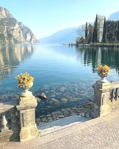 15 Beautiful Places You Should Visit in Italy #Beautiful #Italy #Places #Visit Lake Garda Italy, Lake Como Italy, Riva Del Garda, Limassol, Coron, Palawan, Beautiful Places To Travel, Travel Aesthetic, Dream Vacations
