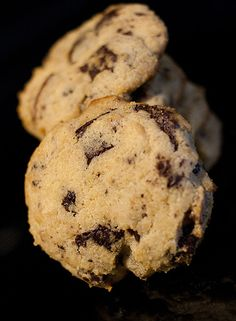 Candice's Low Carb Chocolate Chunk Cookies : Sweet treats Forum : Active Low-Carber Forums