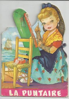 belles images - Page 163 Lace Art, Lacemaking, Bobbin Lace, Big Eyes, Paper Dolls, Art Girl, Photo Art, Coloring Pages, Needlework