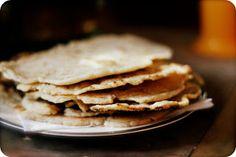 Gluten-free Flat Bread.