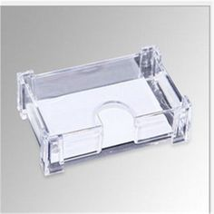 wholesale Plastic Business Card Holder Case Display Stand Desk Transparent in Business, Office & Industrial, Office Equipment & Supplies, Office Supplies & Stationery | eBay