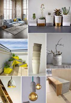 Concrete DIYs