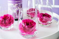 Mother's Day Table Decoration Ideas - Table Centrepiece  |                                             Wendy Schultz - Centrepiece.