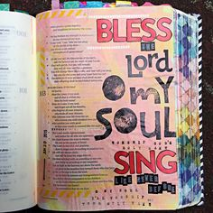 Guest Blogger Arden Ratcliff-Mann shares her testimony on how Bible Journaling has changed her