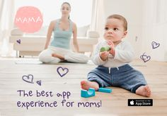 🇬🇧 Hi MAMA🌸Do you want to be the best mum for your kid and still remain yourself at the same time? Like the one, who you had been before your baby was born, an active and entrenched person, being in trend, being aware of all the news and ideas? Being able to talk to friends and take care of yourself, developing, studying and working? Let's gather to make it possible together💞 by mums 🌸for mums📲 🇬🇧 #mamapp #mamapproved #mama #mamacoin