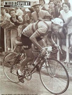 Miquel Poblet 1955 Tour de France