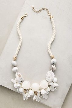 Amiata Necklace - anthropologie.com