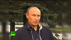 Vladimir Putin's Message To Obama - I realize that Putin is a totalitarian douchecanoe...  but when held against the POTUS he looks like a saint.