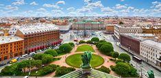 9-Day Scandinavia, Russia & Baltic from Copenhagen