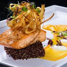 Grouper Week is here in St. Sink your teeth in to savory fresh gulf grouper at one of our signature restaurants. Or hop aboard one of our charters and reel in that fresh catch of the day! Grouper Recipes, Clearwater Florida, Curry, Pork, Tasty, Favorite Recipes, Fresh, Dishes, Dining