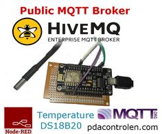 The MQTT protocol has taken great strength in recent years since it is simple, safe, practical and lightweight perfect for IoT and M2M applications.Thanks to the...