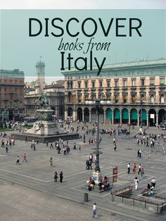 Travel the world one book at a time. http://theglobalbookshelf.com/countries_regions/italy/