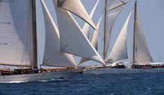 Antigua Classicv Yacht Regatta - Float like a Butterfly