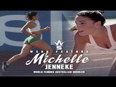 Michelle Jenneke Filmed A Sexy Workout Video