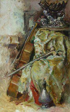 Violoncelul de Theodor Aman
