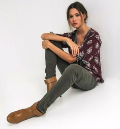 Pantaloni+cargo+slim