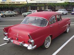 1961 Holden EK Sedan (Australia) Aussie Muscle Cars, Australian Cars, Retro Cars, Kustom, Custom Cars, Concept Cars, Cool Cars, Chevy, Transportation