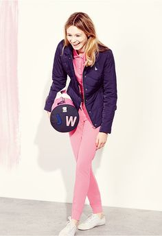 Established in Salcombe, Devon, England - the home of Jack Wills. Jack Wills, On The High Street, Quilted Jacket, British Style, Gentleman, Lady, Jackets, Shopping, Fashion