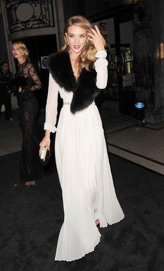 Estolas e casacos de pêlo para convidadas. #casamento #convidadas #casacos #Inverno