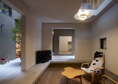 *오프닝으로 연결된 하우스 [ Suppose Design Office ] House in Kokubunji :: 5osA: [오사]