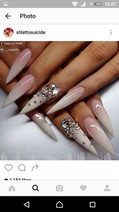 Ideas Fails Design Chrome Marble For 2019 Dope Nails, Glam Nails, Fancy Nails, Bling Nails, Fabulous Nails, Gorgeous Nails, Pretty Nails, Hair And Nails, My Nails