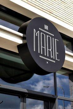 Belgium's finest: een bar uit de boekjes Roomed | roomed.nl. Bar Marie, Mechelen