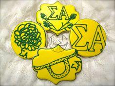 Sigma Alpha Cookies